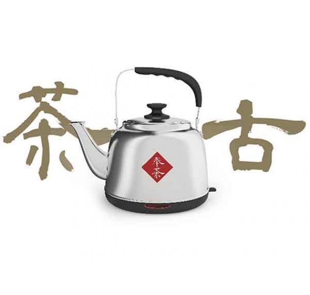 DK-486 茶古 4L復古電茶壺 1
