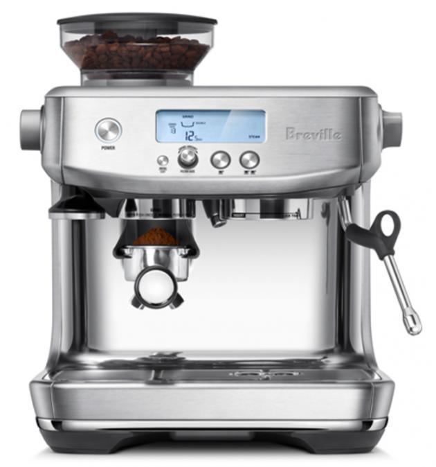 專業級複合式研磨義式咖啡機BES878XL 1