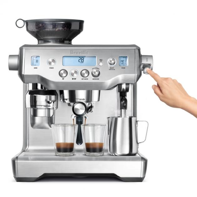 The Oracle智慧型半自動義式咖啡機BES980XL 2