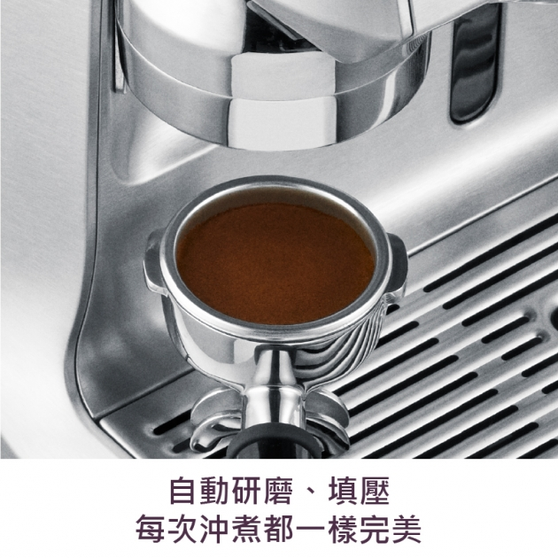 The Oracle Touch智慧型半自動義式咖啡機BES990XL 2